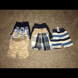 Other - 8, 18M-2T boy shorts